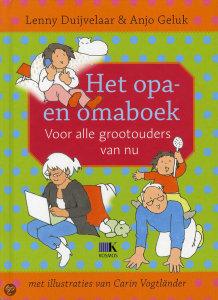 Het opa- en omaboek, voor alle grootouders van nu
