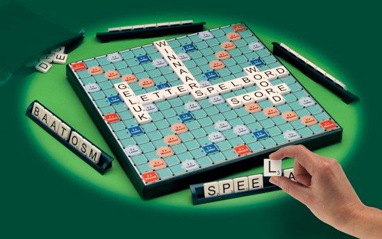 Scrabble extra groot - cadeau voor Opa