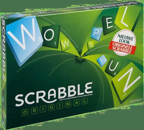 Scrabble - bordspel voor de familie