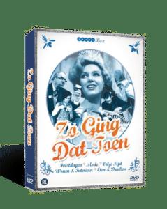 dvd met beelden van vroeger