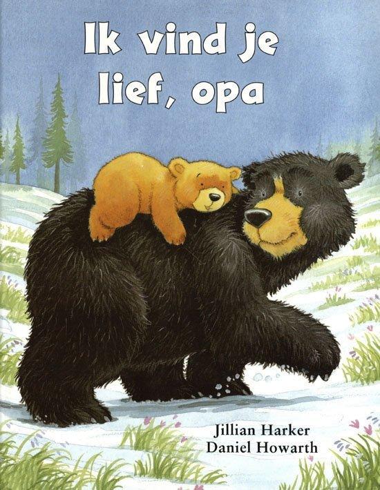 prentenboek Opa - cadeau voor opa 60 jaar