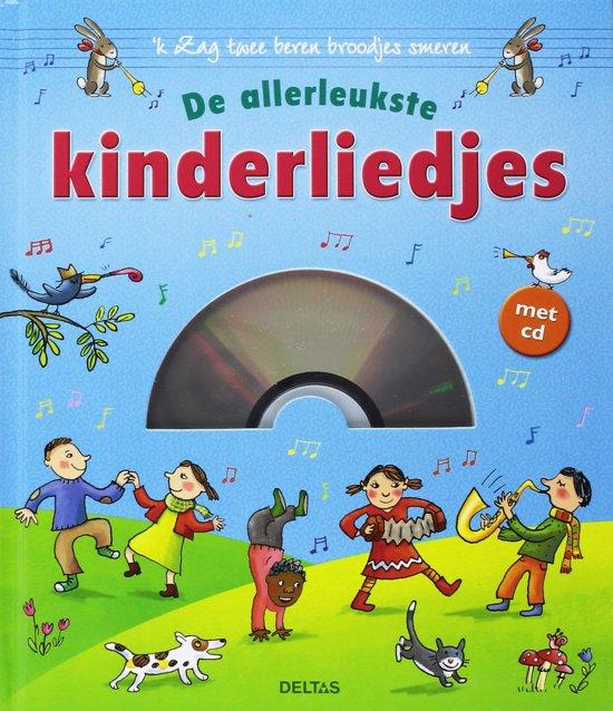 cd met kinderliedjes - cadeau kleinkind