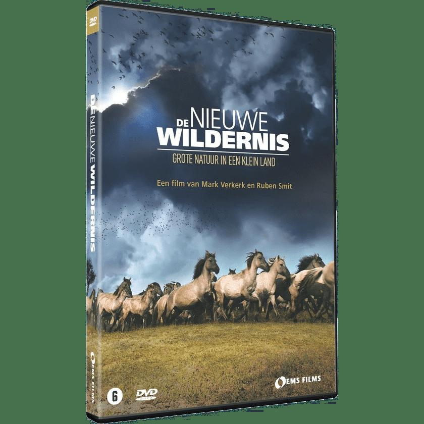 de nieuwe wildernis - cadeau voor opa