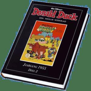 cadeau voor een stripliefhebber donald duck