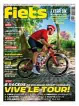 tijdschrift over fietsen - fiets voor mountainbike racefiets