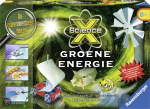 groene energie experimenteerdoos