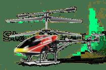 afstand bestuurbare helikopter voor opa