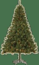 mooie nep kerstboom