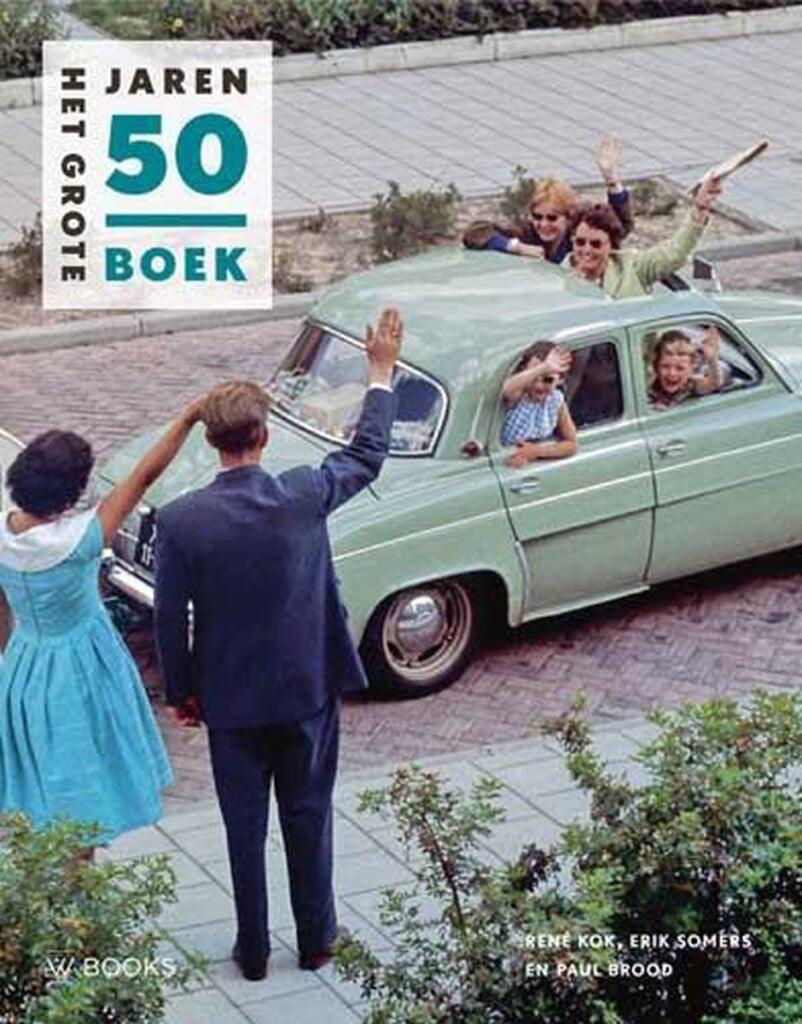 nostalgisch cadeau - het grote jaren 50 boek