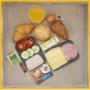 Ontbijt laten bezorgen - cadeau voor opa