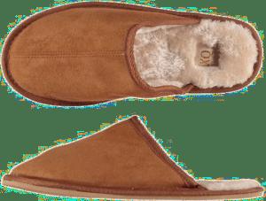 sloffen slippers - kerstcadeau voor een oudere man