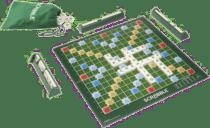 bordspel voor de familie - Scrabble