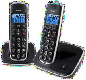 huistelefoon xxl toetsen - cadeau voor bejaarde man