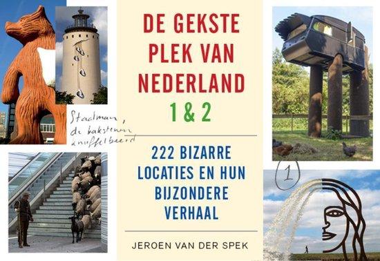 uitje met de kleinkinderen - De gekste plek van Nederland