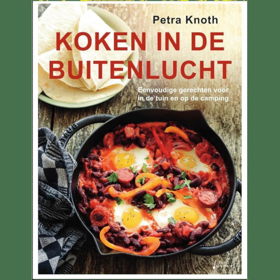 Koken in de buitenlucht - kookboek voor op de camping