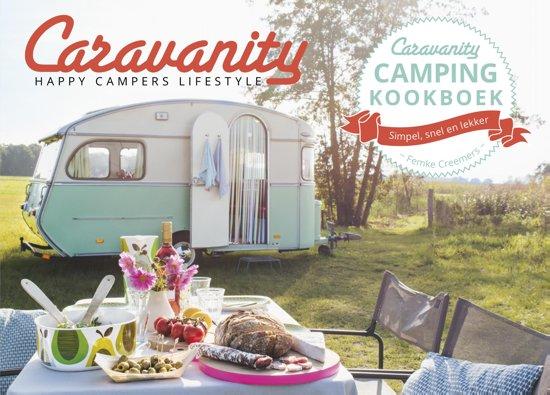 cadeau voor opa en oma - kookboek voor op de camping