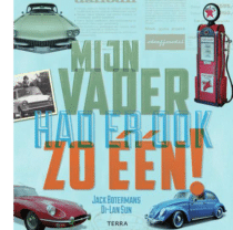 boek oude auto's
