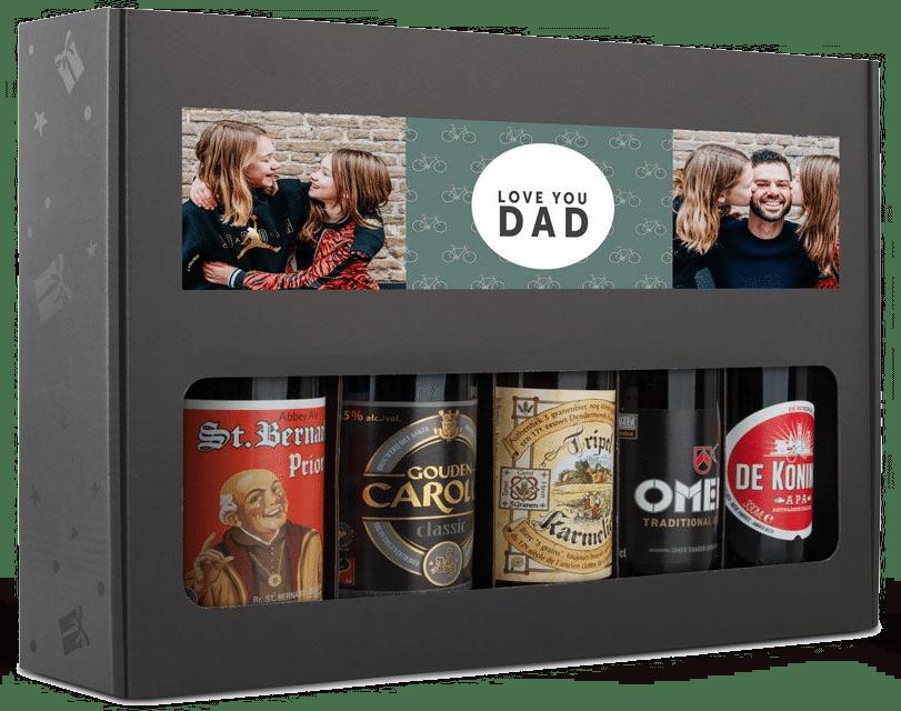 Vaderdagcadeau - bierpakket
