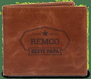 Vaderdagcadeau voor opa - portemonnee
