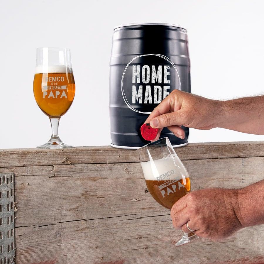 vaderdagcadeau voor een bierliefhebber Opa