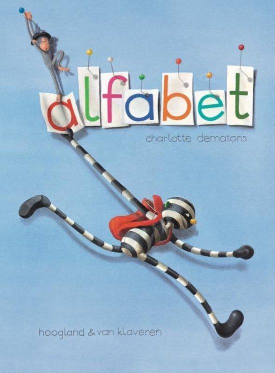 dematons alfabet - cadeau voor opa en kleinkind