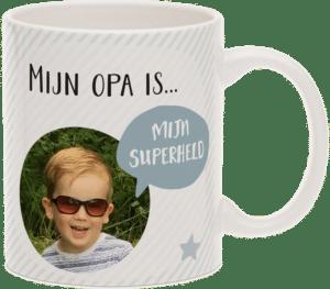 cadeau voor een jonge opa