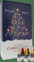 dventskalender voor volwassenen - culinair cadeau
