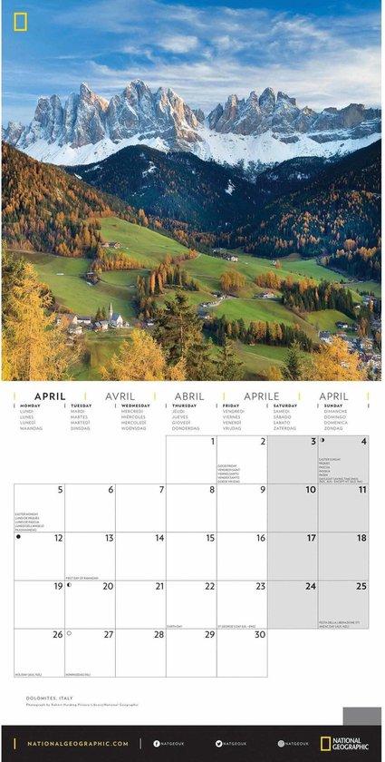 kerstcadeau opa oma - kalender