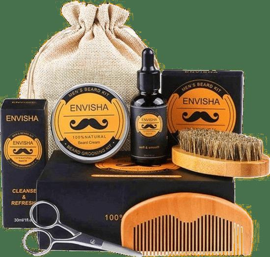 baardverzorgingsset - cadeau voor man 65 jaar