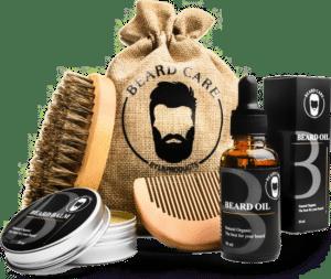baardverzorgingsset - cadeau voor opa 65 jaar