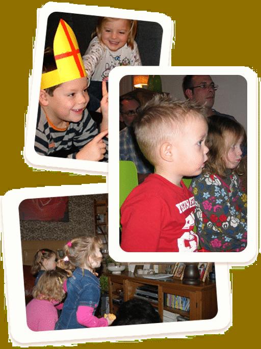 Sinterklaascadeau kleinkinderen