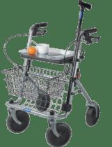 handige rollator voor Opa - hulpmiddelen voor ouderen