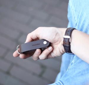 gadget voor een man - geen losse sleutels meer