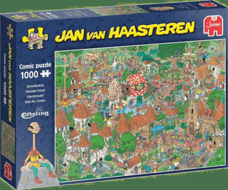 Jan van Haasteren puzzel - Efteling