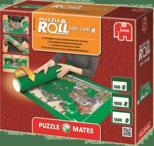 cadeau voor een puzzelaar - puzzel opbergmat