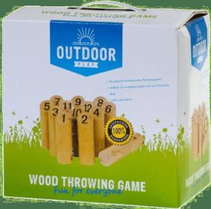 Cadeau voor Opa - houten familiespel voor buiten
