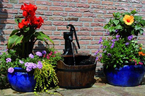 waterornament - cadeau voor opa 75 jaar