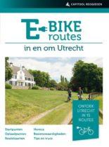 boek met fietsroutes voor de elektrische fiets - cadeau voor opa