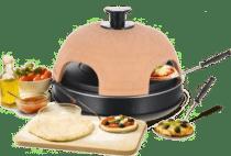 mini pizza's maken - cadeau voor opa en oma