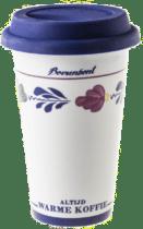 koffiebeker to go - boerenbont