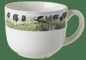 landelijk servies - cadeau man 70 jaar
