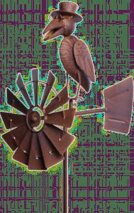 windwijzer - cadeau voor opa 80 jaar