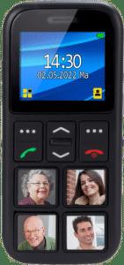 cadeau voor oudere opa - mobieltje speciaal voor ouderen