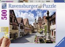 puzzel met XL puzzelstukjes - cadeau voor opa 85 jaar
