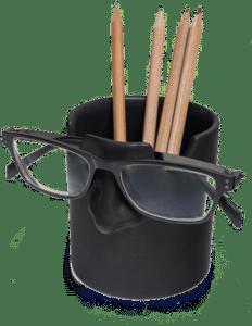 cadeau voor een man van 90 jaar - brillenhouder