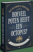 leuk cadeau voor een man - boek: hoeveel poten heeft een octopus