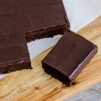 brownie - brievenbuscadeau opa oma
