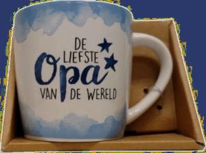 cadeau liefste opa - mok