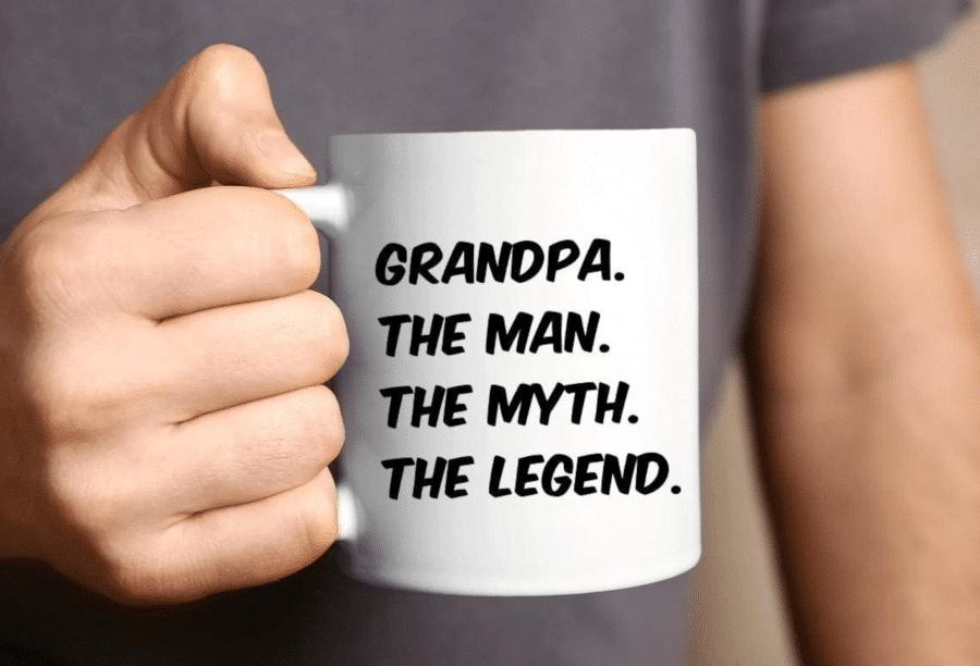 leuke mok voor opa - cadeau voor opa