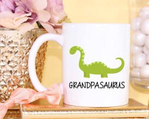 lief cadeautje voor opa - vader die opa wordt